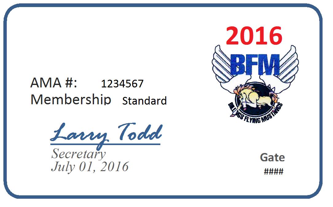 MembershipCard
