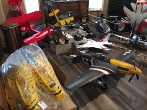 Planes for sale - Inquire at BFM fly in June 25-27th.